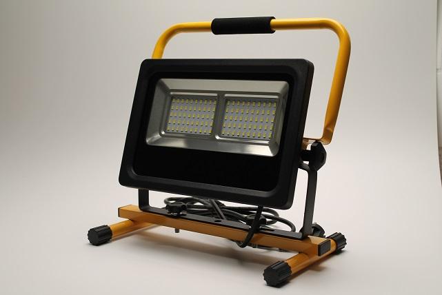 led beleuchtung beratung konzepte verkauf led bauscheinwerfer 50 watt mit. Black Bedroom Furniture Sets. Home Design Ideas