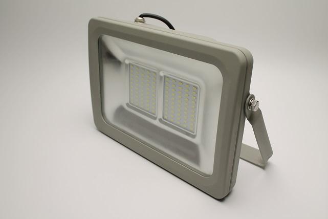 led beleuchtung beratung konzepte verkauf led scheinwerfer 50 watt slim. Black Bedroom Furniture Sets. Home Design Ideas