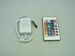 LED RGB Remote Controller 3x2A