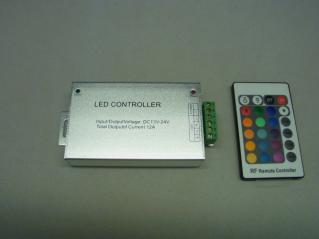 LED RGB Remote Controller 3x4A