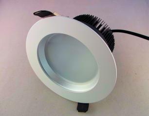 LED Einbauspot weiss 14 Watt mit Diffuser