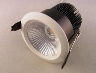 LED Einbauspot weiss 10 Watt dimmbar