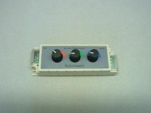 LED RGB Controller 3x3A