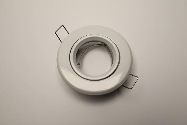 led beleuchtung beratung konzepte verkauf led einbau spot adapter weiss. Black Bedroom Furniture Sets. Home Design Ideas