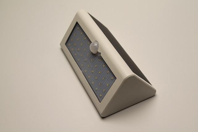 led beleuchtung beratung konzepte verkauf led solarlampe mit bewegungsmelder. Black Bedroom Furniture Sets. Home Design Ideas